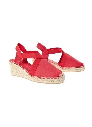 Toni Pons Ayakkabı Kırmızı